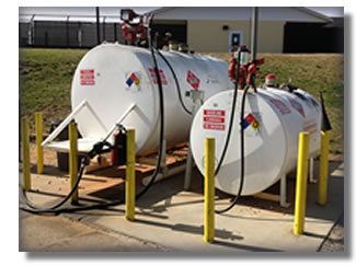 Fuel Storage Tanks | Above Ground | Double Walled | Great Lakes ...